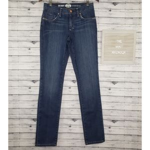 Fossil Classic Mid-Rise Skinny Jeans